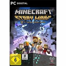 Minecraft: Story Mode Telltale Games  PC CD-Key Download - (keine CD/DVD)