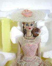Porzellan Porcelain Barbie Plantation Belle in OVP Limited Edition aus 1991