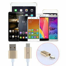 2.4A Micro USB Magnetic Charging Adapter Charger Cable for Samsung LG Android