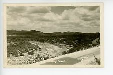 US Highway 83 Frio Canyon LEAKEY TX Vintage Barry Photo 1940s