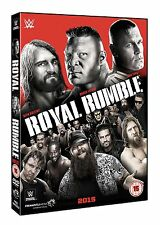 ROYAL RUMBLE 2015 DVD in Inglese NEW .cp.
