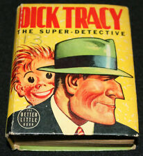 1939 Big Little Book Dick Tracey Super Detective #1488 (FN)