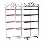 48 Holes Metal Earrings Display Show Jewelry Rack Stand Organizer Holder Lot ES