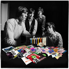"PINK  FLOYD ""THE EARLY YEARS 1965-1972"" 11CD+9DVD+8BRAY+5 45GG 7"" BOX SET GREAT"