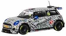 Scalextric BMW MINI Cooper F56 Luke Reade 1:32 Slot Car C3873