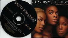 Destiny's Child ‎– Destiny Fulfilled  CD Album 2004