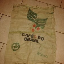 Burlap Coffee Bag 2