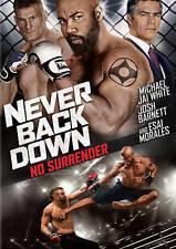 Never Back Down: No Surrender (DVD, 2016)=Michael Jai White-Josh Barnett.
