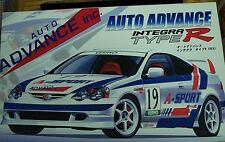 Fujimi 1/24 Integra Type R Race Car 18821