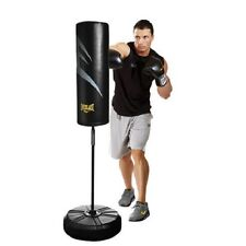 Everlast Boxing Equipment Freestanding Cardio Strike Bag Punching Kickboxing MMA