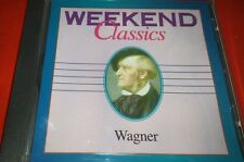 Wagner Classical CD Masters Music Weekend Classics Sofia Philharmonic DUETCD115