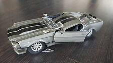 """60 secondes chrono ""Ford Mustang shelby gt 500 Eleanor 1:24 accident crash voiture"