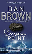 Deception Point by Dan Brown (Paperback, 2009) New Book
