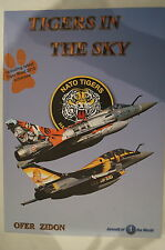 US British French NATO Tigers In The Sky RAF USAF Armee de L'Air Reference Book