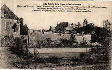 CPA  Bataille de la Marne -Septembre 1914 -Cháteau de Mondement(Marne)..(245342)