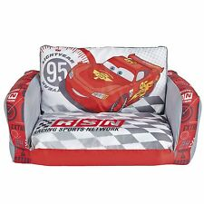 DISNEY CARS SPEED SOFA & FLIP-OUT SOFA BED CHILDRENS NEW 100% OFFICIAL 286CSR01E