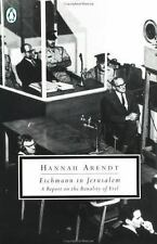 Eichmann in Jerusalem: A Report on the Banality of Evil, Arendt, Hannah, Accepta