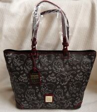 NWT Disney Dooney & And Bourke Dumbo 75th Anniversary Shopper Tote Purse Bag 1