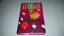 Dead Reckoning: A Sookie Stackhouse Novel by Charlaine Harris (2011) SIGNED