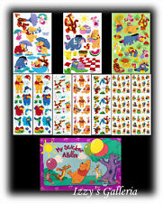 Vintage Sandylion Disney Winnie The Pooh Friends Stickers Album Stickers Lot
