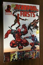 DEADPOOL FIRSTS TPB -- New Mutants 98