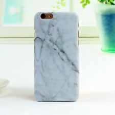 New Retro Glossy Granite Marble Hard Back Case Cover For Apple iPhone 6 6S Plus