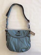 FOSSIL FIFTY FOUR TEAL RACHEL Crossbody Handbag Purse. NWT $188
