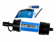 New Sawyer Outdoor Survival Camping Hiking Mini Water Purification Filter System