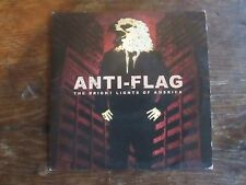 ANTI-FLAG The Bright Lights of America/I'm So Sick of You 45 Vinyl VG+ PROMO