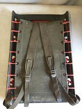 Vintage 1943 WWII US Army Military Packboard Backpack  American Seating Company