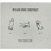 Paper Covers Stone, Willard Grant Conspiracy, Very Good CD