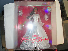 20th Anniversary Holiday 2008 Barbie Doll (African American)