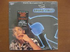 Paul McCartney NEW SEALED LP 1984 Give my regards to Broad Street