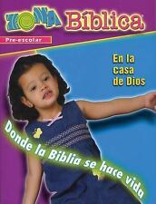 Zona Biblica en la Casa de Dios Preschool Leader's Guide (2007, Book, Other)