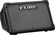 New Roland Cube Street Amp EX 2-Channel 50 Watt Battery Powered Amplifier iCube