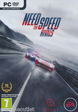 NEED FOR SPEED RIVALS for (PC DVD) BRAND NEW And SEALED
