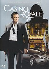 James Bond 007 - Casino Royale mit Daniel Craig, Mads Mikkelsen, Eva Green