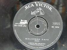 ALBERTO REY y conjunto de JACK BROWN Moliendo cafe Solo de arpa 951936
