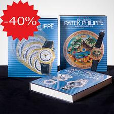 Collecting Patek Philippe:Three books with Calatrava, Nautilus,etc.40% DISCOUNT!