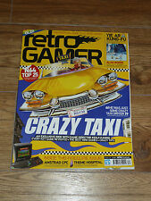 Retro Gamer Magazine Issue 130 Crazy Taxi OOP