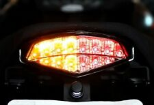 SMOKED Ducati Monster 696 / 796 / 1100 SEQUENTIAL Integrated LED Tail Light