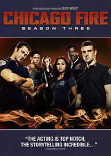 CHICAGO FIRE: SEASON 3 DVD - THE COMPLETE THIRD SEASON [6 DISCS]