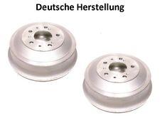 2 Bremstrommeln aus deutscher Herstellung neu Citroen C25 + Jumper 1981 - 2001
