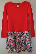NWT Tea Collection Meissen Poppy Dress Girl's Size 6 Year ~ Germany