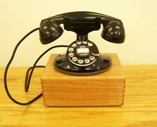 Subset for Western Electric Vintage / Antique 202 Telephone Red Oak