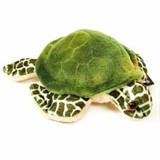 13cm Turtle Soft Toy - Plush Cuddly Toy - Suitable for all ages (0+)
