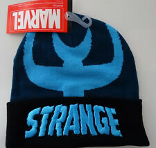 Dr Doctor Strange The Magician Marvel Comics Cuff Knit Hat Nwt