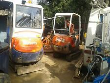 Mini digger hire 1 week  £189