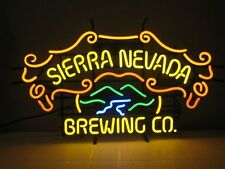 """Sierra Nevada Brewing Co. Beer Lager Neon Light Sign 24""""x20"""""""