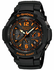New Casio GW-3000B-1AER G-Shock SKY COCKPIT Aviation Solar Atomic Watch